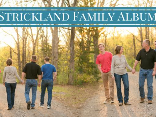 Strickland Family Album