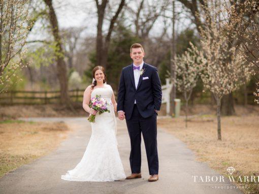 Mallory & Clayton's White House Mansion Wedding