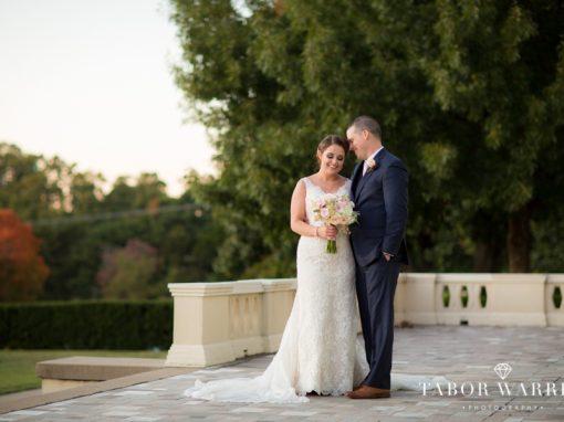Natalie & Ryan's Tulsa Historical Society Wedding