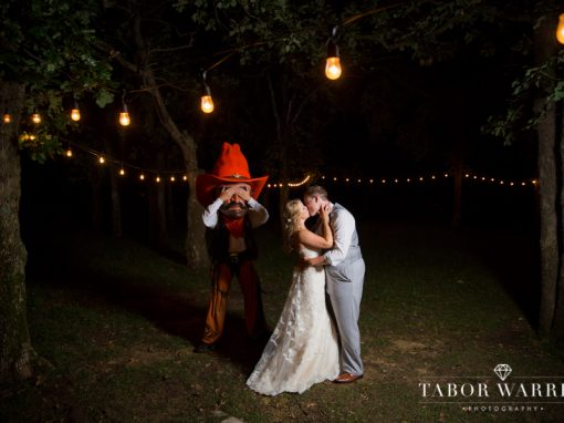 Brittany & Devin's POSTOAK Lodge Wedding
