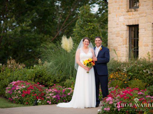 Cayli & David's Vesica Piscis Wedding