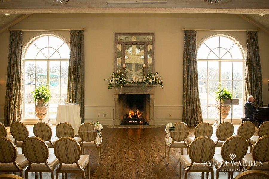 Southern Hills Country Club wedding venue