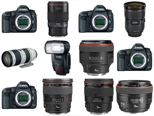 Our-tulsa-wedding-photography-gear