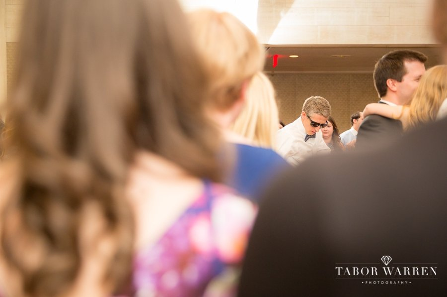 Southern Hills Country Club wedding reception photos